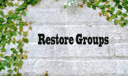 Restore Support Groups